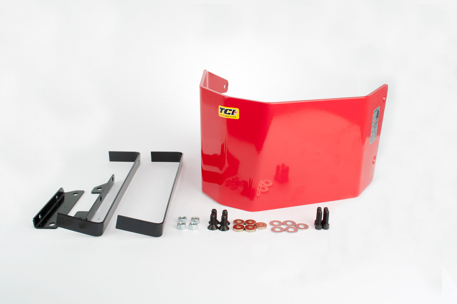 Tci Th400 Trans Shield (Red)