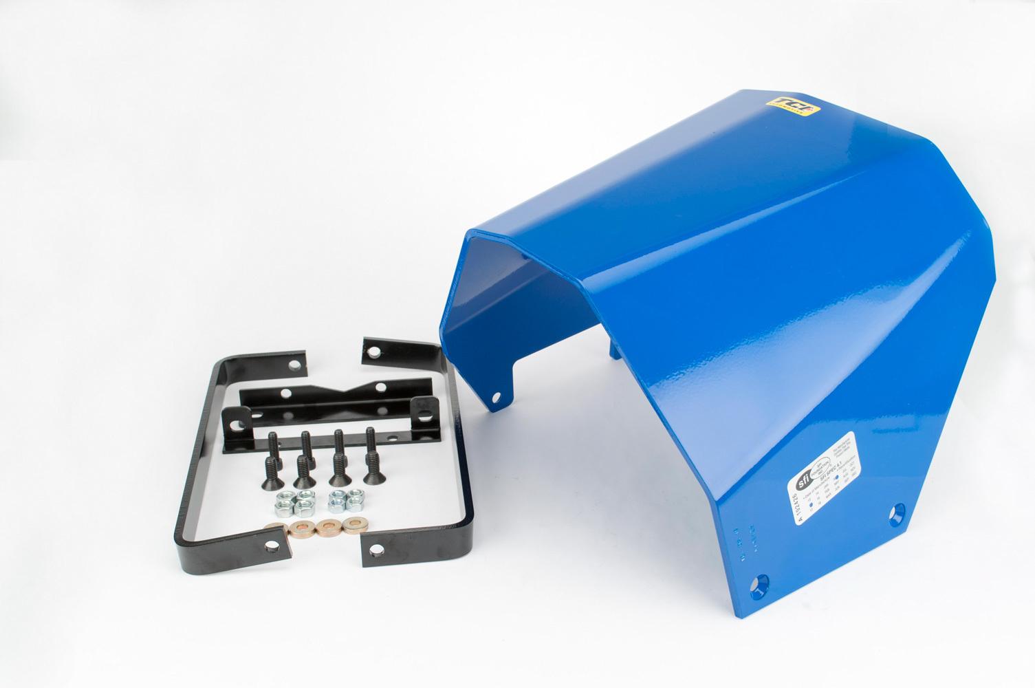 Tci Th400 Trans Shield (Blue