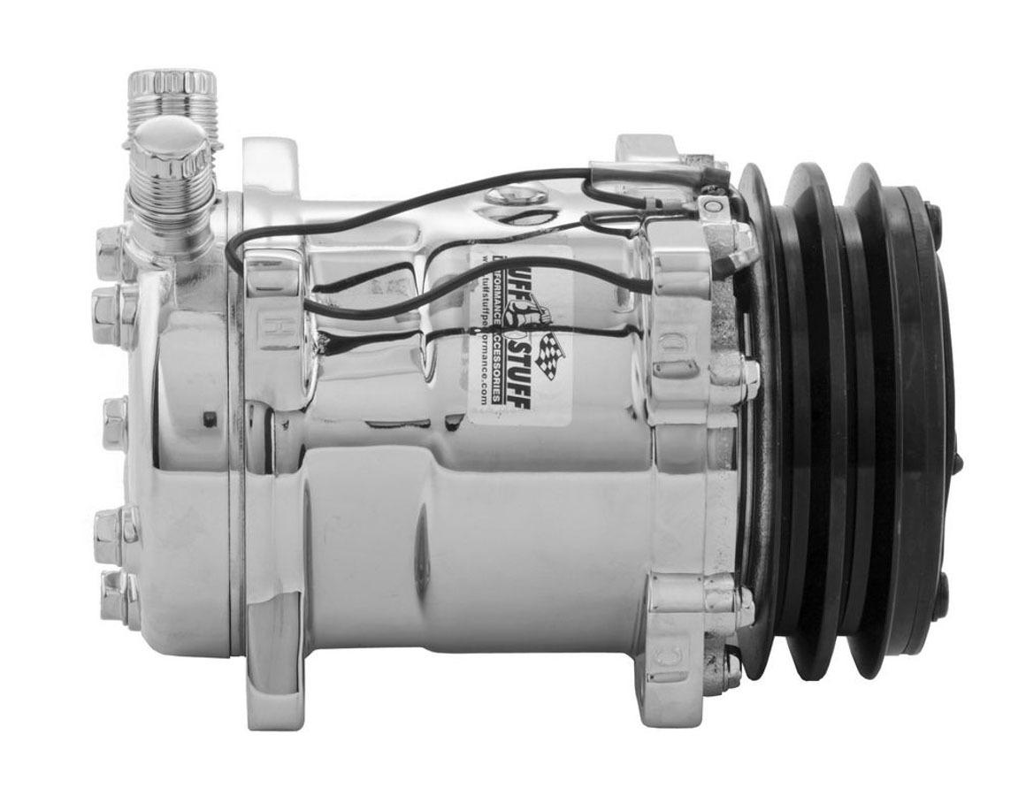 Tuff-stuff 508 Compressor R134R Polished