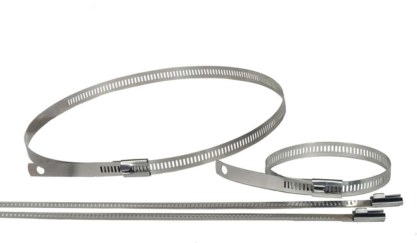 Thermo-tec Snap Strap Kit For V-8 Engines