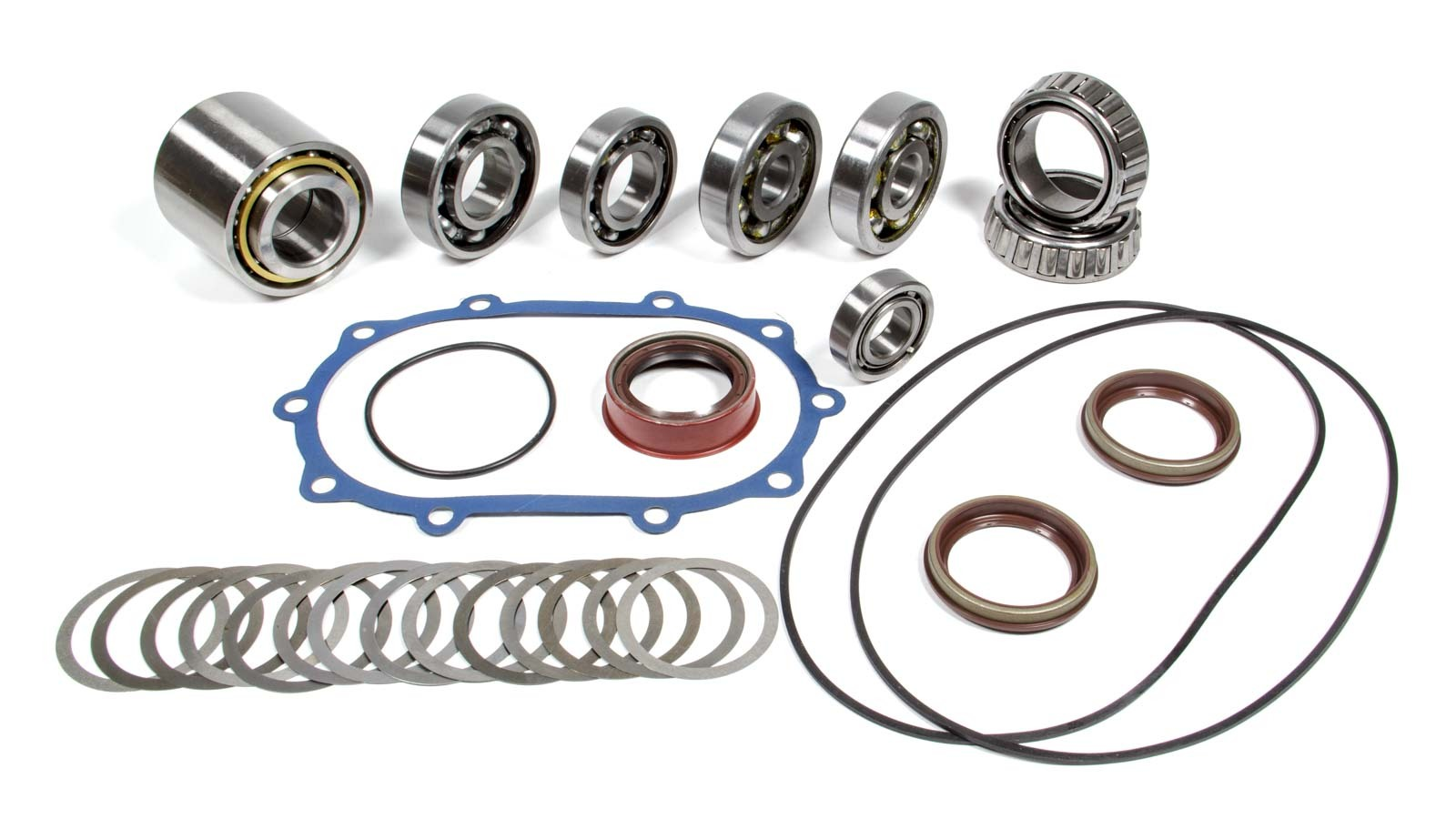 Tiger Quick Change Bearing and Seal Kit Low Drag Complete