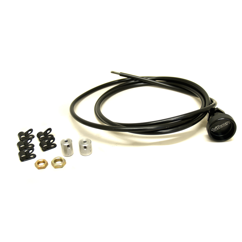 Tilton Remote Cable Adjuster Billet