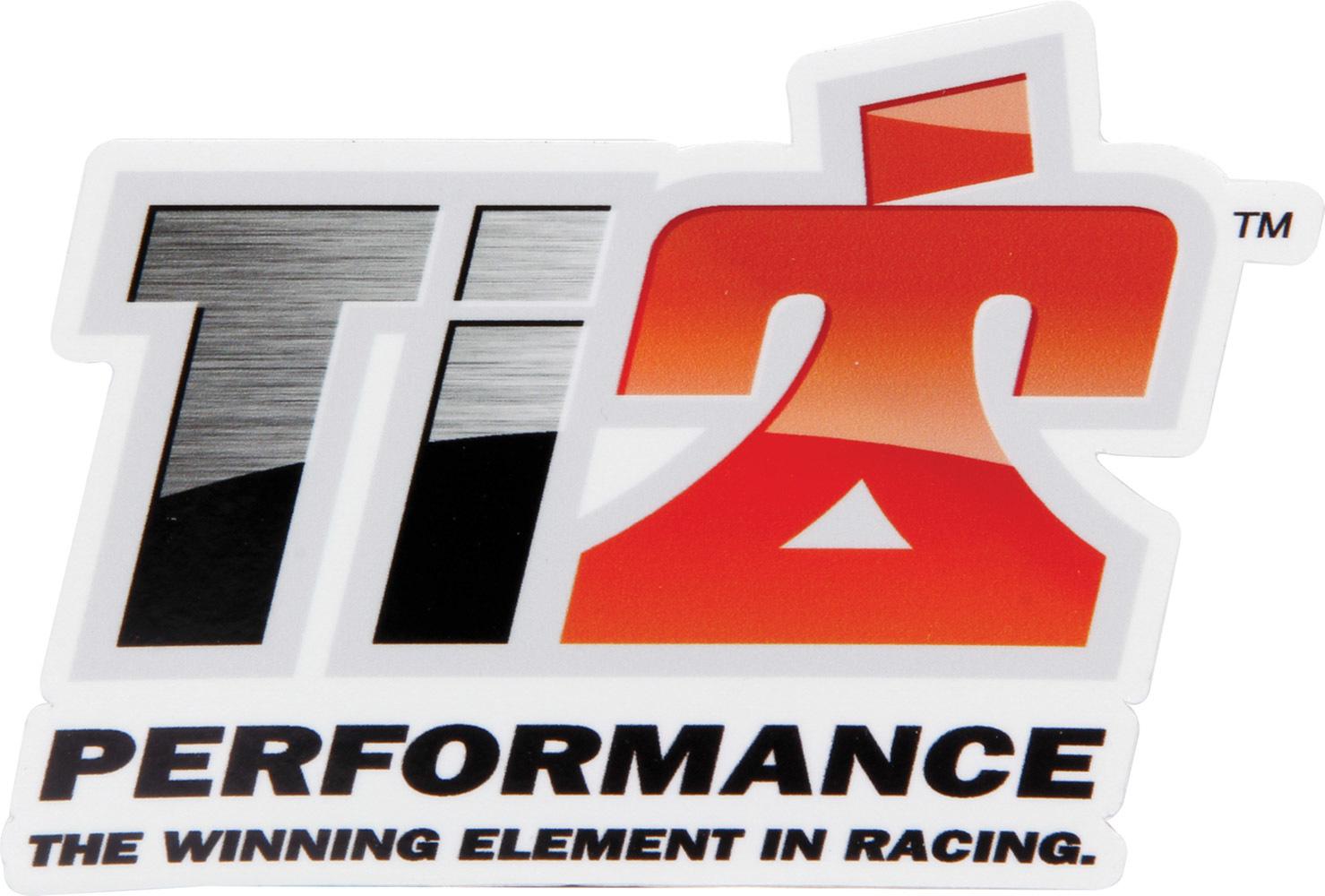 Ti22 Performance Ti22 Decal 4x6
