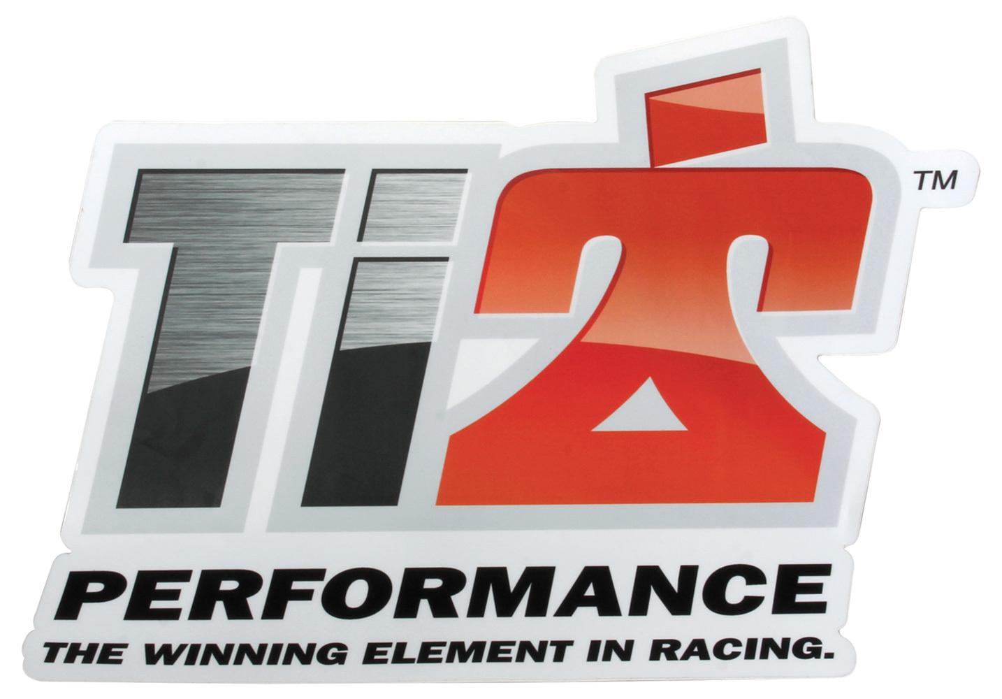 Ti22 Performance Ti22 Decal 12x14