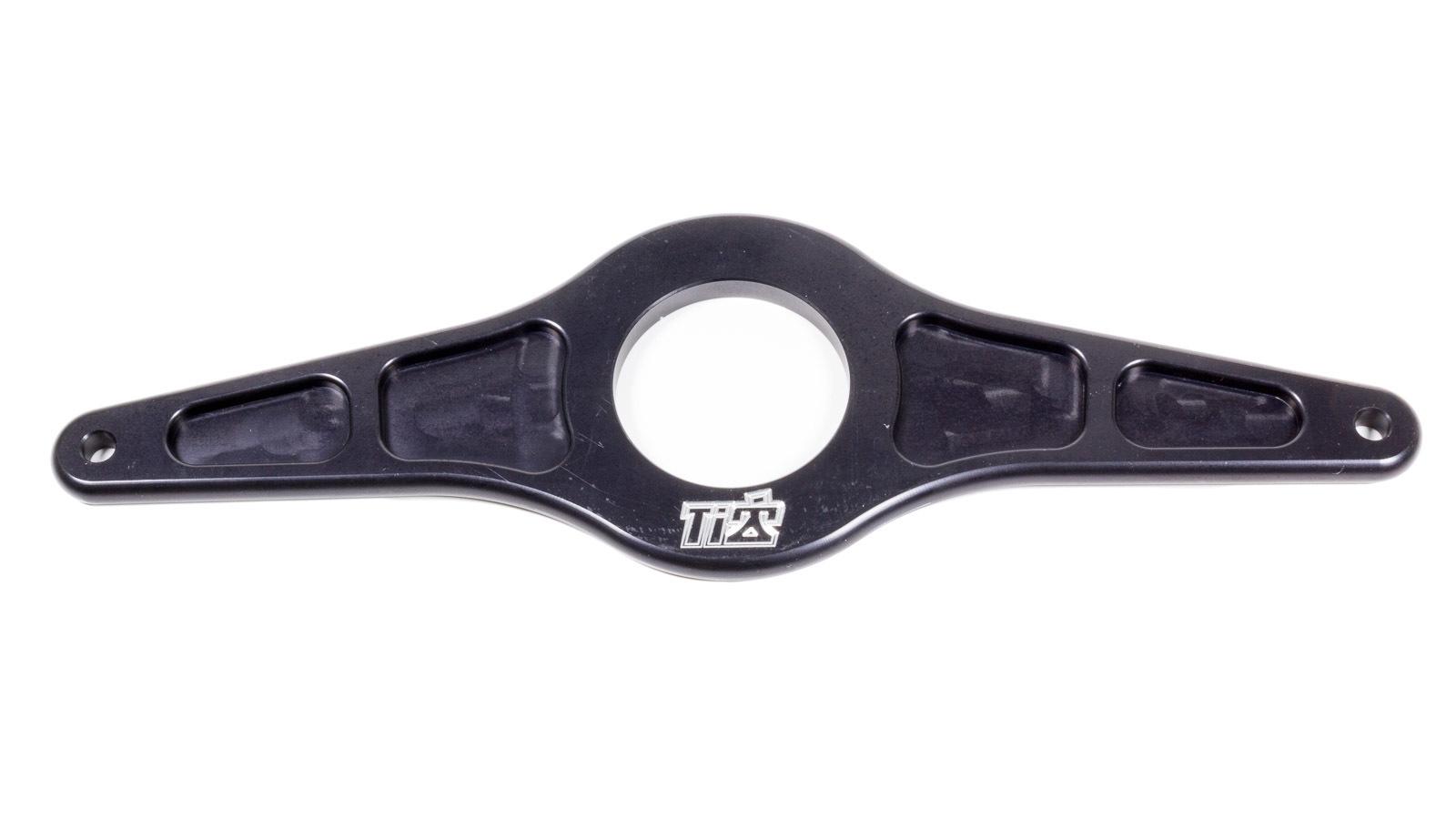 Ti22 Performance Steering Box Half Mount Black