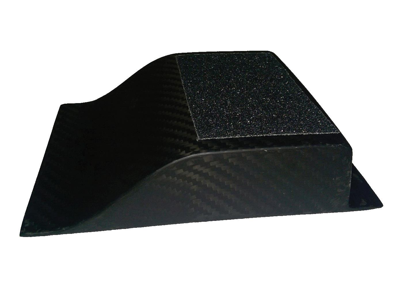 Ti22 Performance 1-1/2in Heel Riser Carbon Fiber