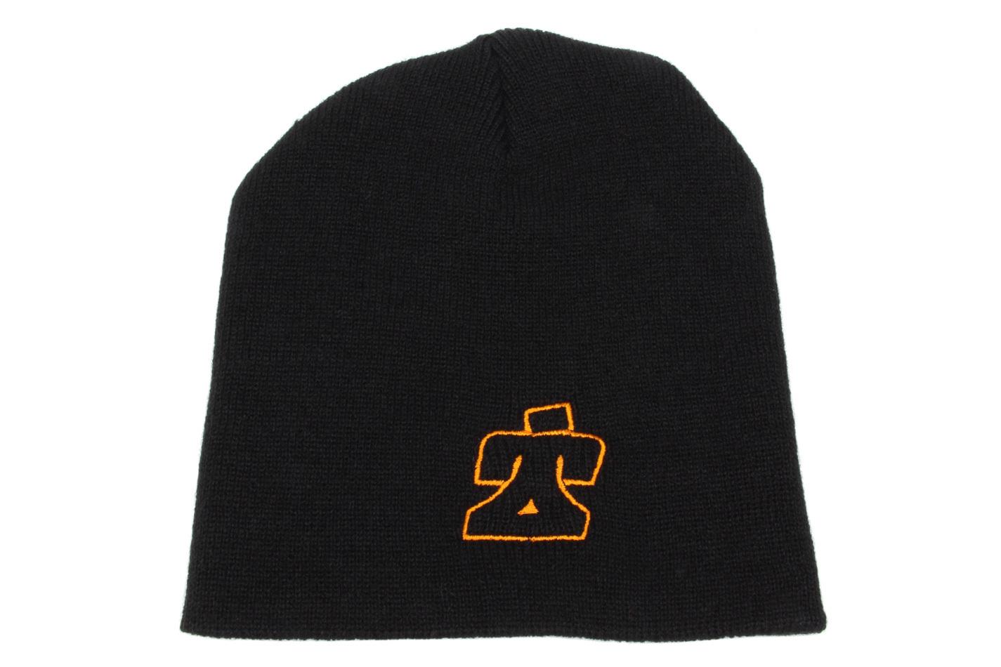 Ti22 Performance Ti22 Man Logo Black Beanie Cap