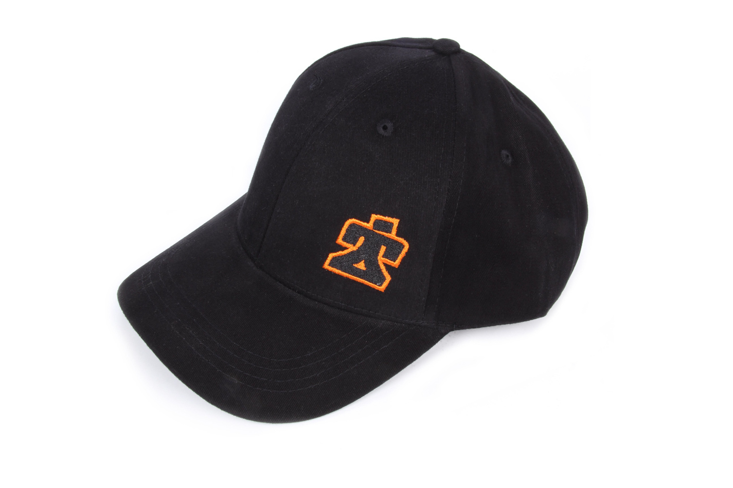 Ti22 Performance Ti22 Black Logo Hat Velcro Enclosure