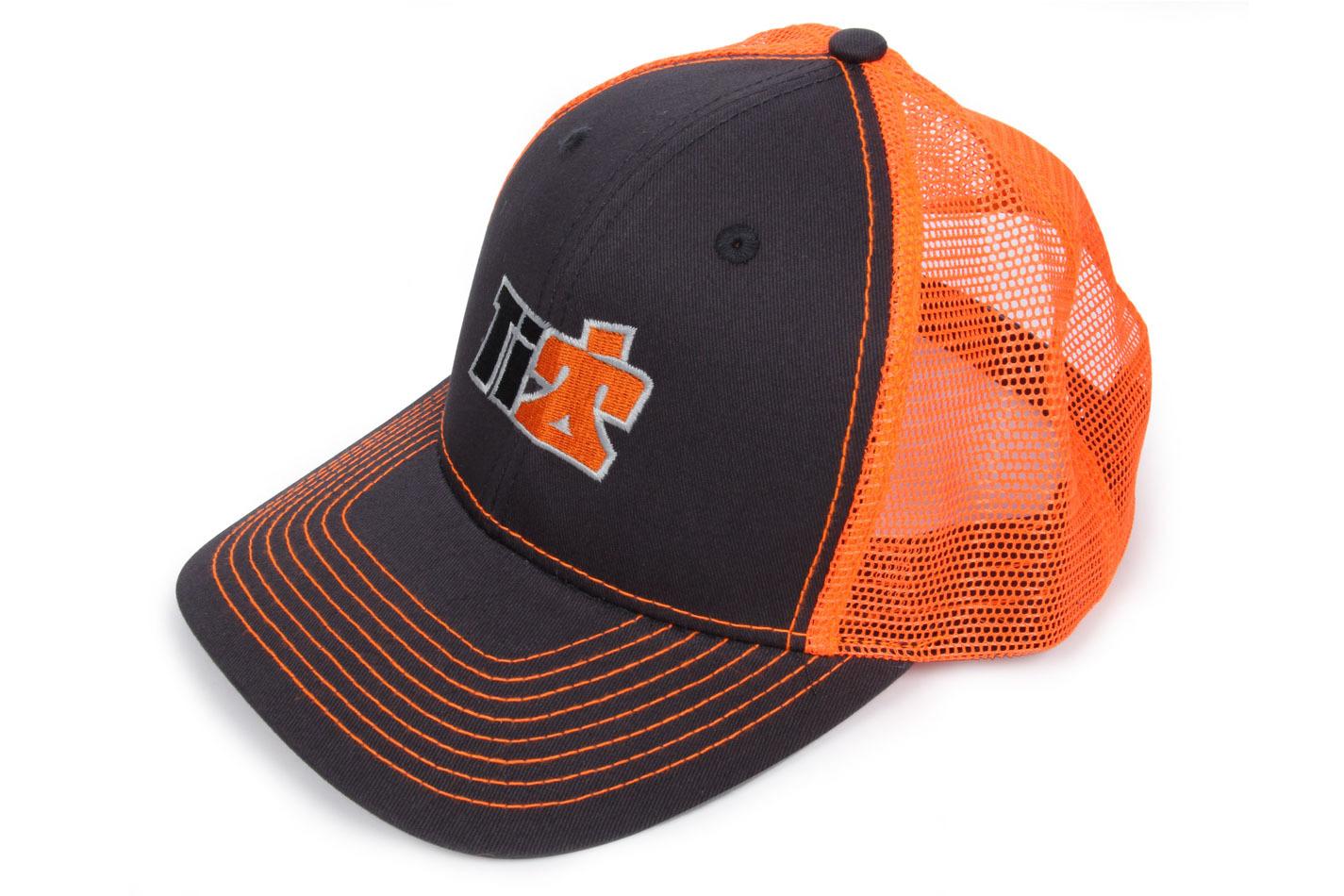 Ti22 Performance Ti22 Mesh Trucker Hat Gray/Orange