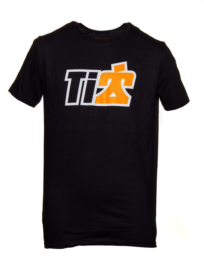 Ti22 Performance Softstyle Ti22 Logo T-Shirt Black Small