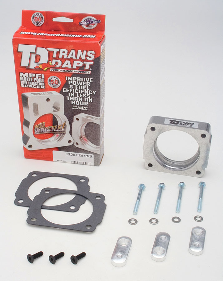 Trans-dapt 97-   Ford P/U 4.6L Fuel Injection Spacer