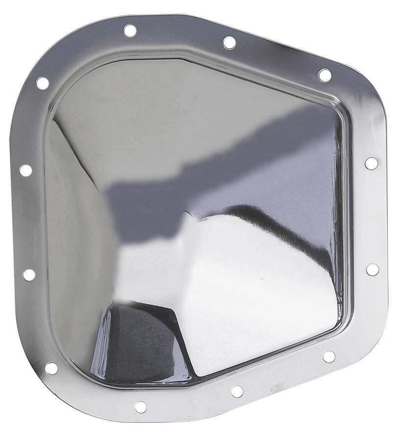 Trans-dapt Differential Cover Chrom e Ford 9.75in Ring Gear