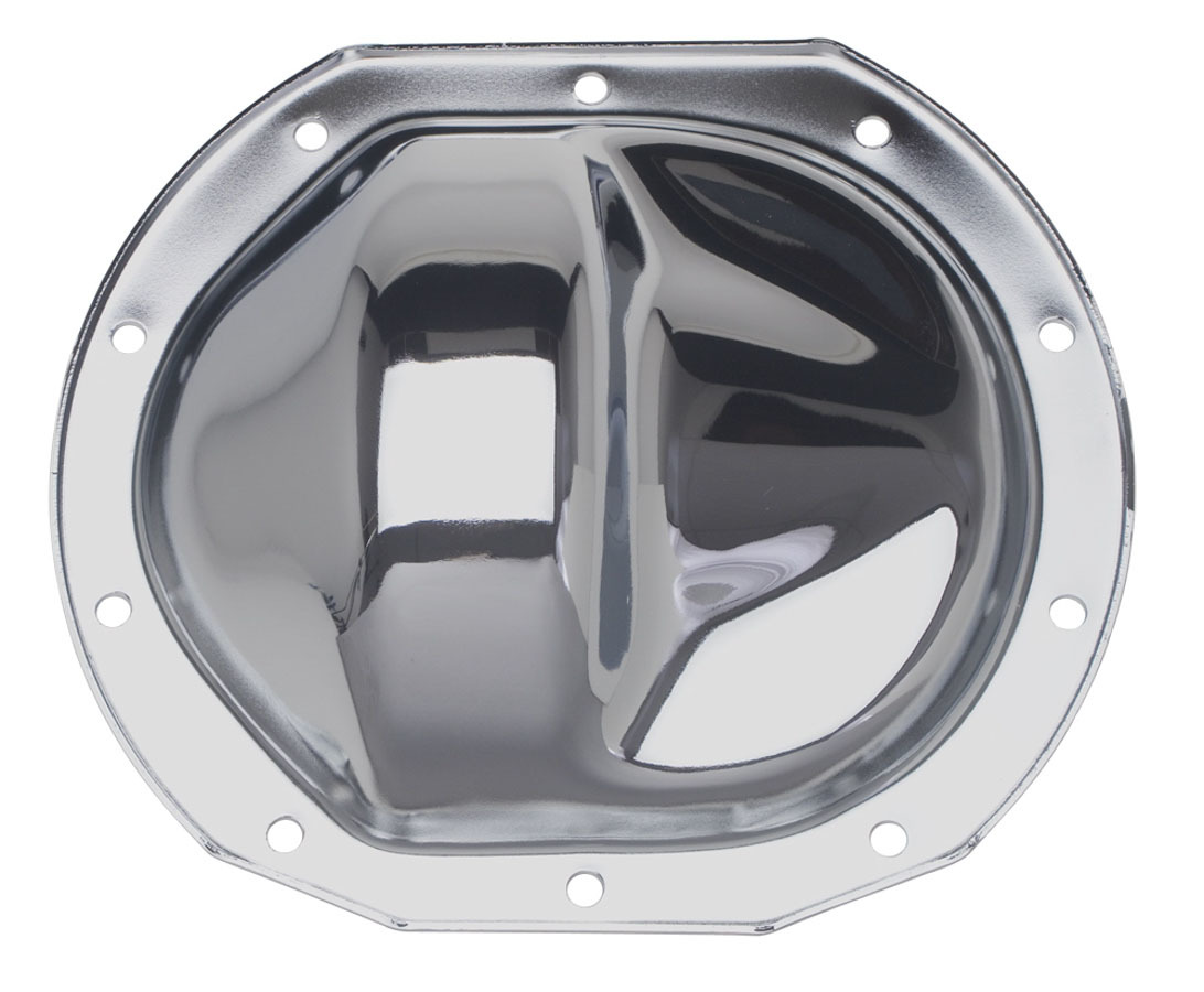 Trans-dapt Differential Cover Kit Chrome Ford 7.5 Ring Gea