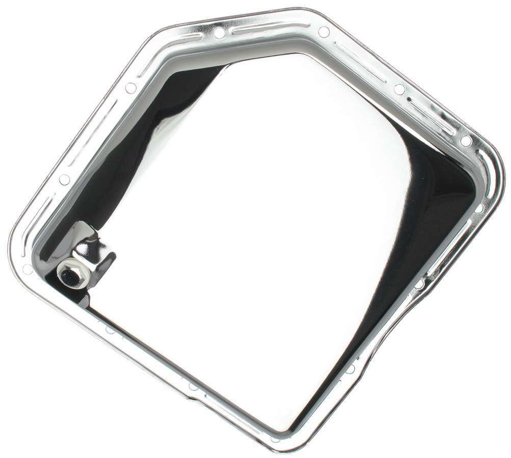 Trans-dapt Th350 Chrome Pan