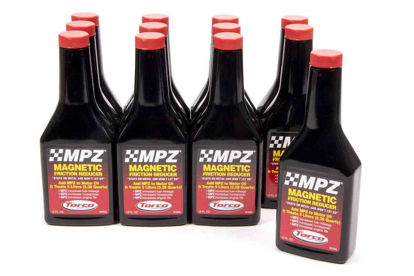 Torco MPZ Magnetic Friction Reducer Case/12-12oz