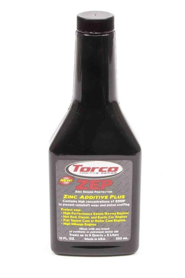 Torco ZEP Oil Additive w/ Zinc 12oz