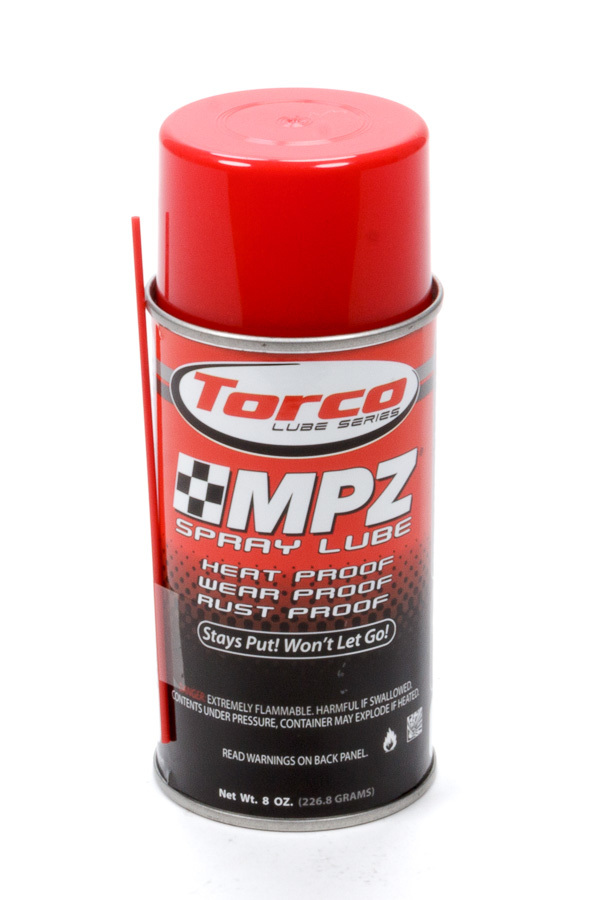 Torco MPZ Spray Lube 8-oz Can