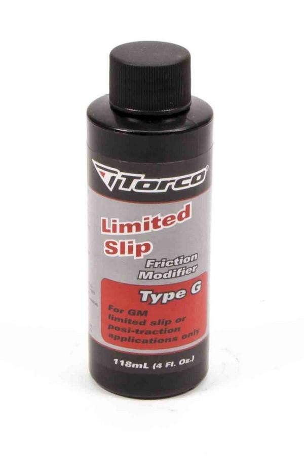 Torco GM Limited Slip Additive Type G 4oz Bottle