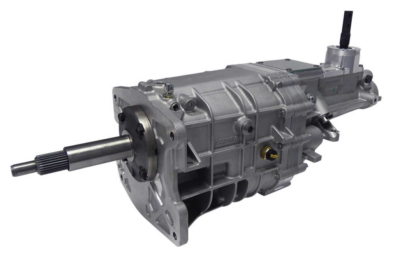 Tremec TKX 5-Speed Transmission Ford 10-Spline