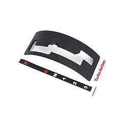 Turbo Action Ford Reverse Gate Plate