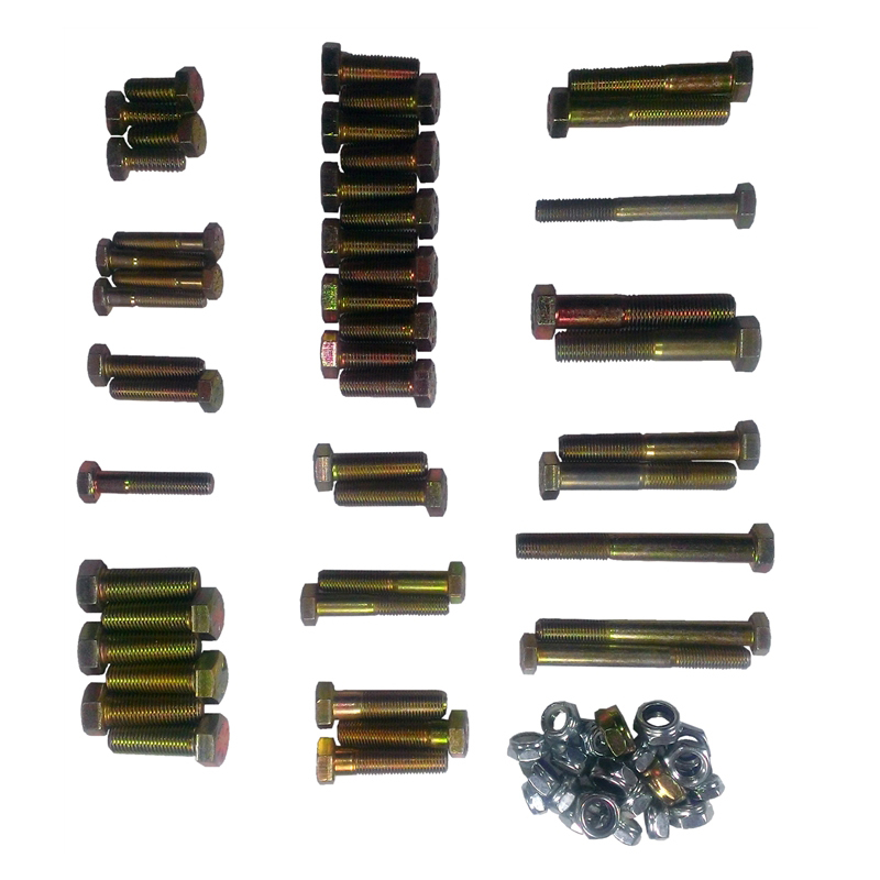 Triple X Race Components Steel Bolt Kit Mini Sprint
