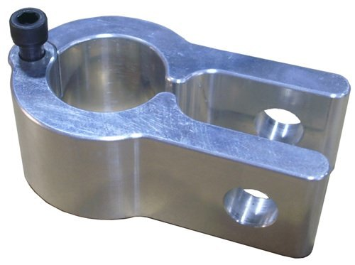 Triple X Race Components Panhard Clamp For Midget Fits 1 1/8in OD Tubing