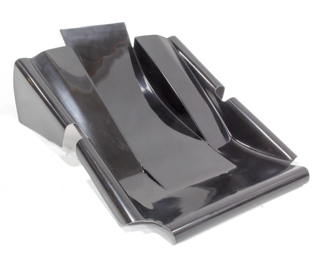 Triple X Race Components Dual Duct Clean Air Nose Black