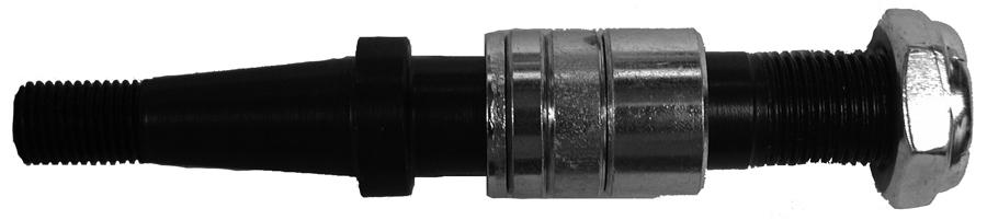 U-b Machine Stud For Metric Spindle