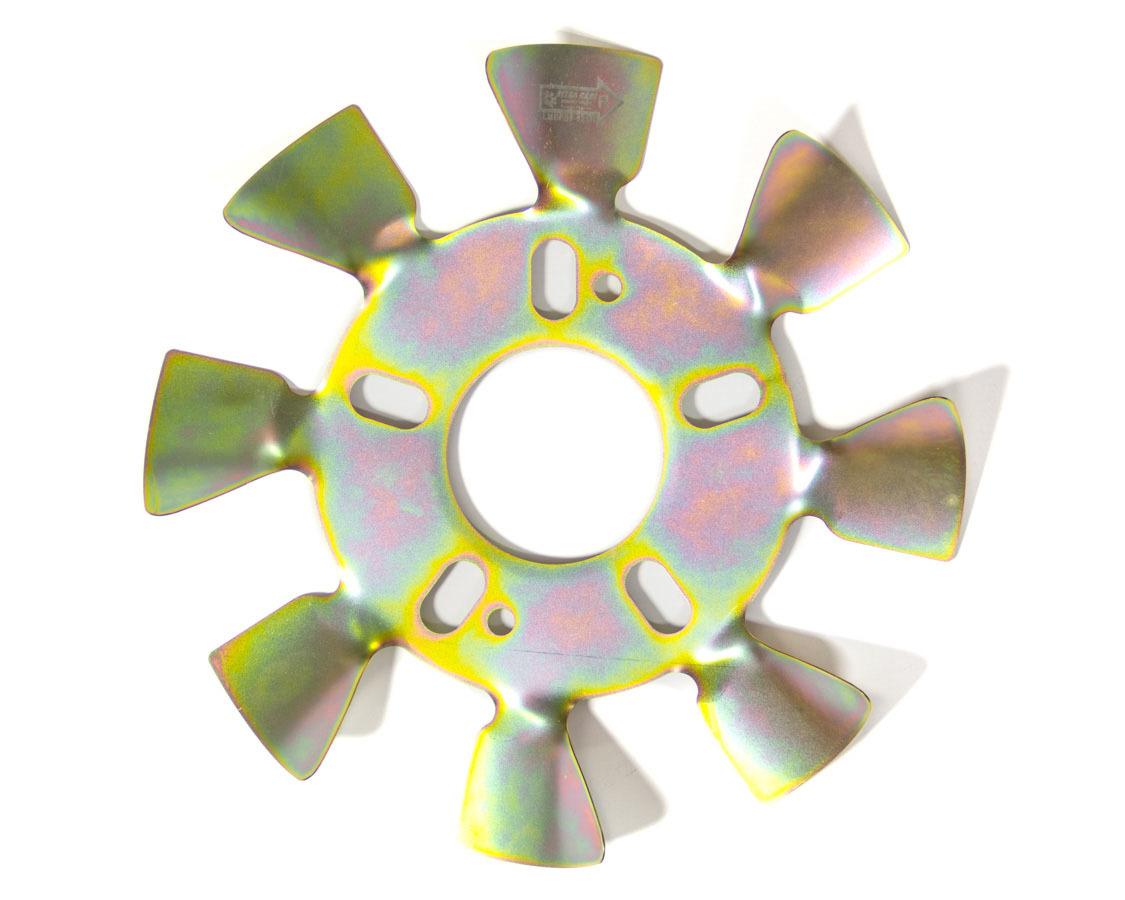 Ultra Cool Brake Fans Brake Fan - RH 5x4-1/2 to 5-1/8 w/.625 Studs