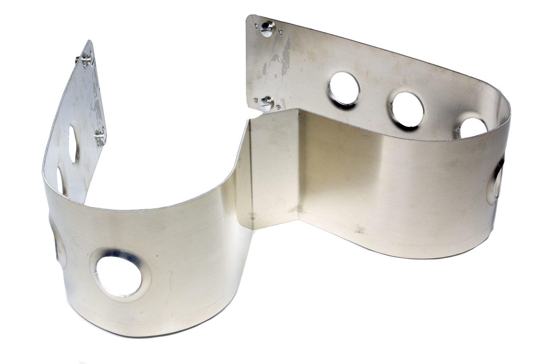 Ultra Shield Sprint Knee Guard Alum No Cover