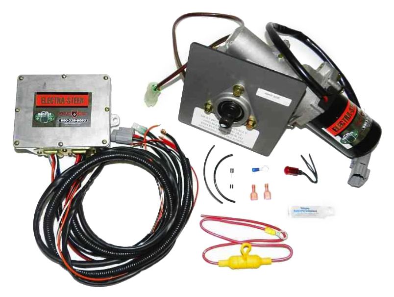 Unisteer Perf Products 360W Electra-Steer Kit Universal