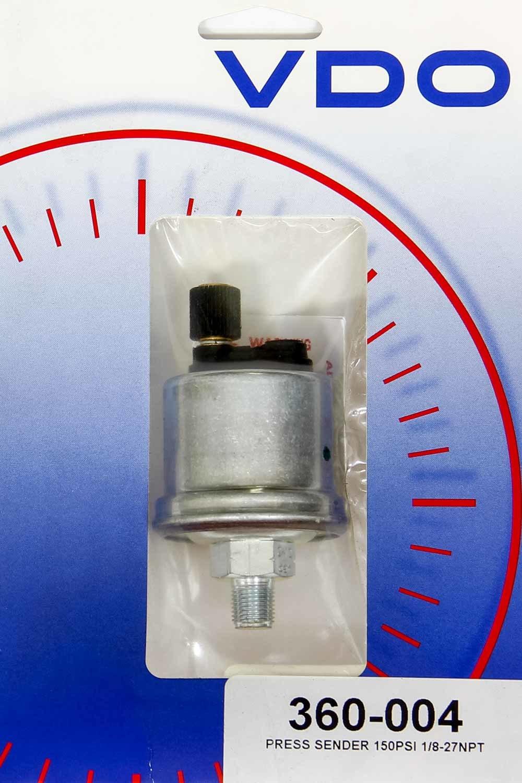 Vdo Oil Press.Sender 0-150ps