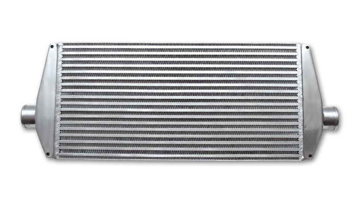Vibrant Performance Air-to-Air Intercooler w ith End Tanks