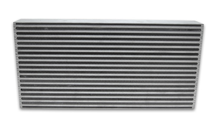Vibrant Performance Intercooler Core; Core S ize: 25inW x 12inH x 3.2