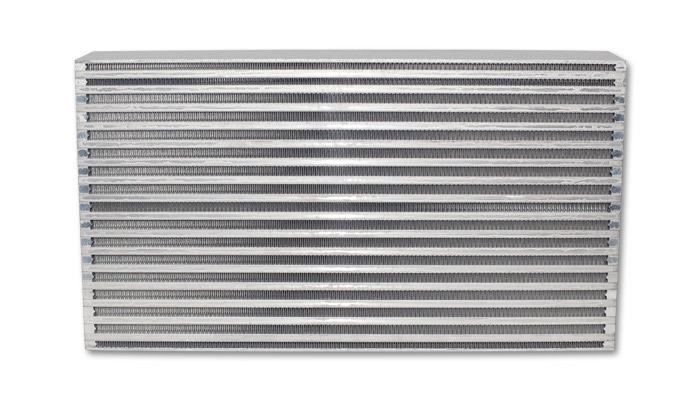 Vibrant Performance Intercooler Core; 20in x 11in x 3.5in