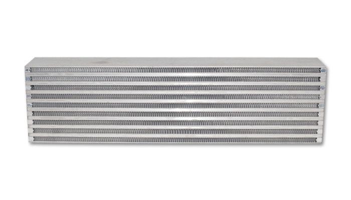 Vibrant Performance Intercooler Core; 22in x 5.9in x 3.5in