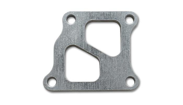 Vibrant Performance Turbo Inlet Flange for E VO 7/8/9 - Mild Steel