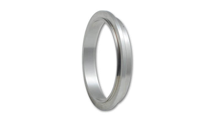 Vibrant Performance T304 SS 3in Vband Turbo Outlet Flange for PTE