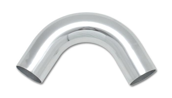 Vibrant Performance 4in O.D. Aluminum 120 De gree Bend - Polished
