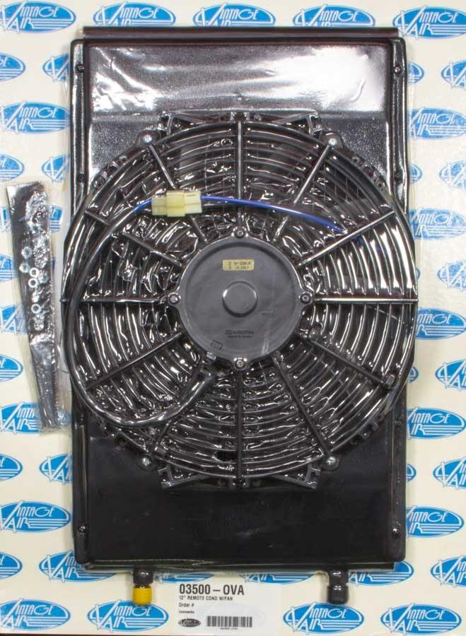 Vintage Air Remote Condenser w/Fan