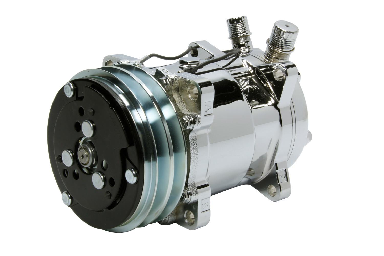 Vintage Air Sanden SD 508 Compressor R-134A
