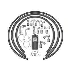 Vintage Air Hose Kit w/Drier 134A Beadlock Fittings
