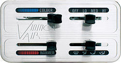 Vintage Air Horizontal Slide Panel Machine