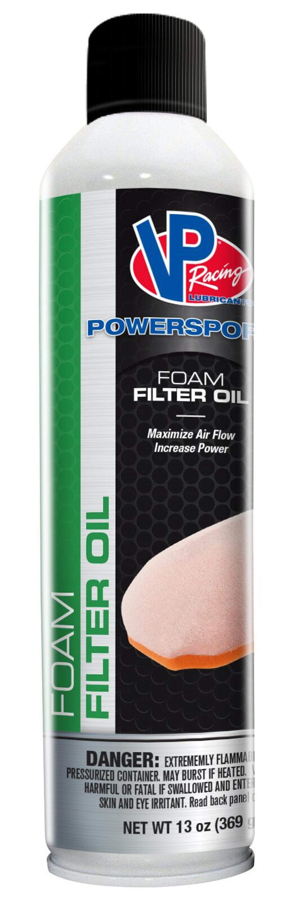 Vp Fuel Containers VP Foam Filter Aerosol 13oz