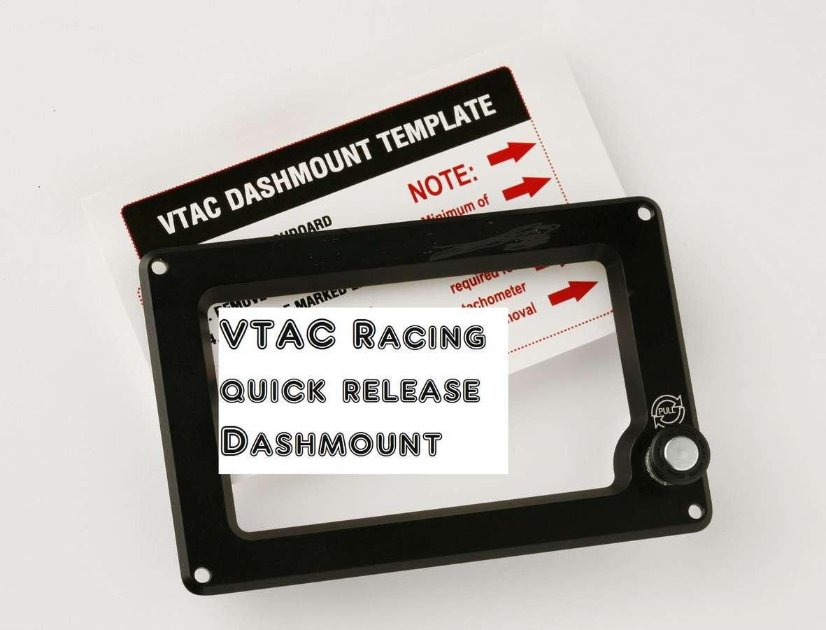 Vmac Racing Tachs Slide Mount Bracket
