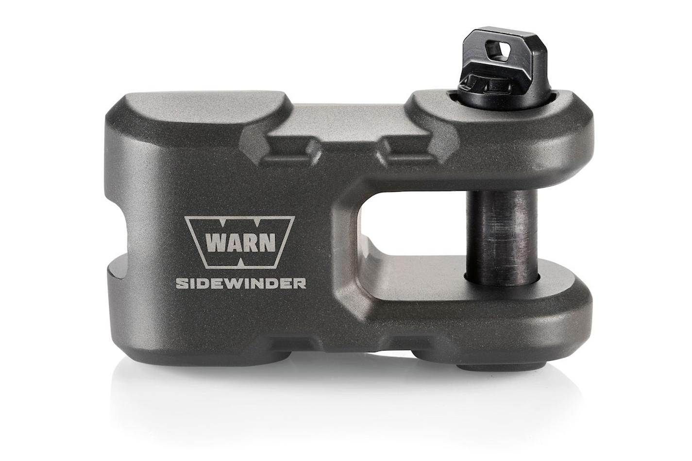 Warn Epic Sidewinder Assembly Gunmetal Finish