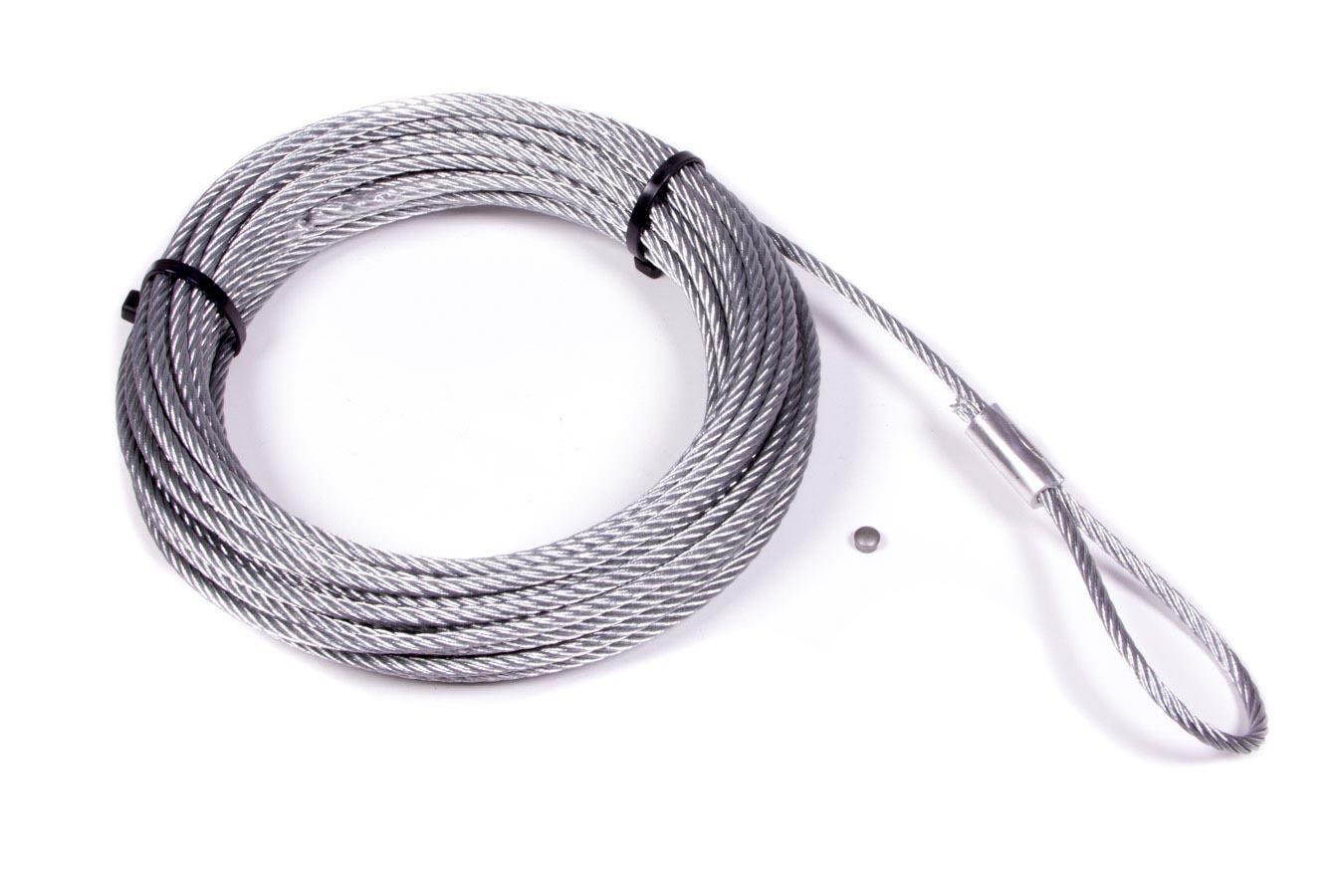 Warn 3/16in. x 50' Non-MTO Repl. Wire Rope