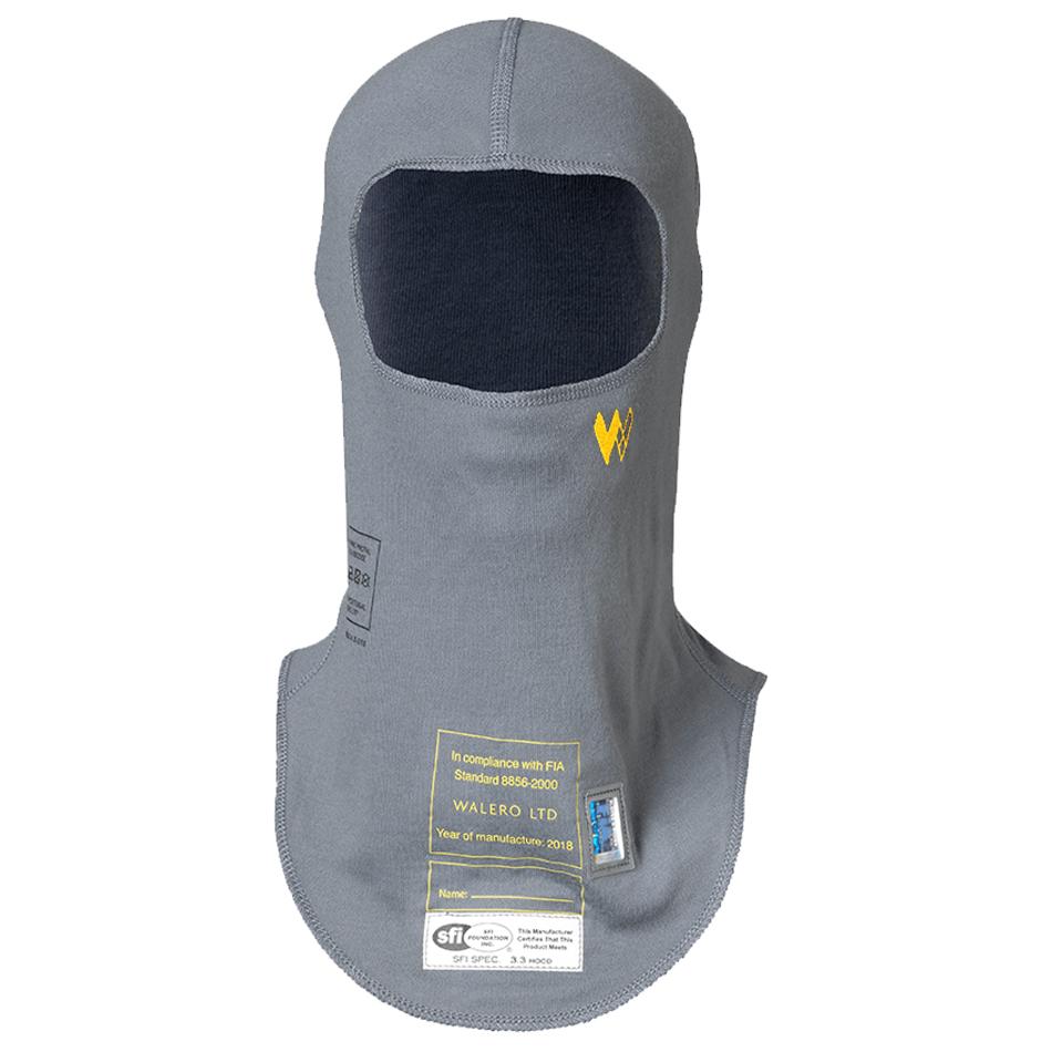 Walero Head Sock Small SFI 3.3 & FIA Cool Grey