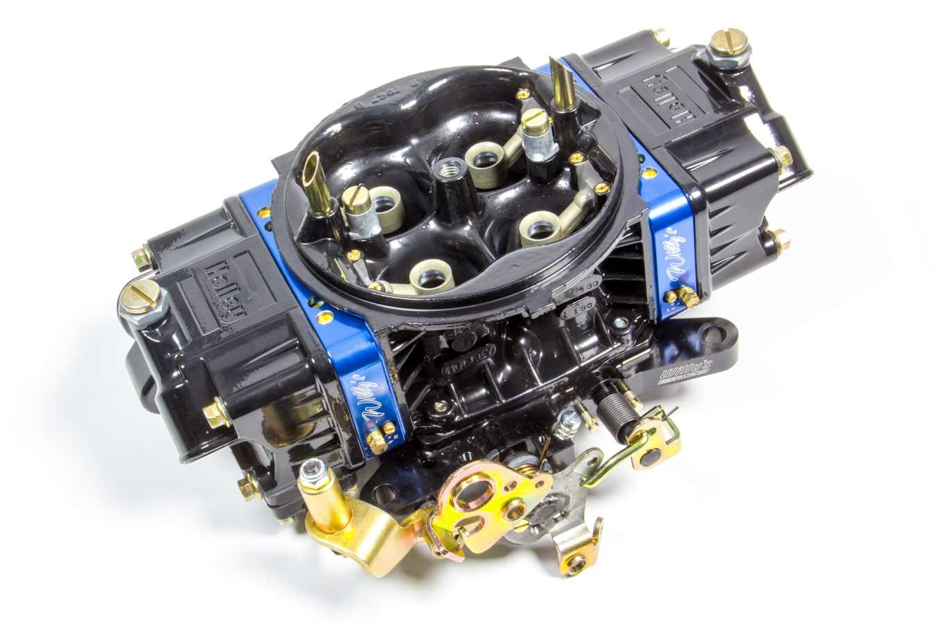 Willys Carb 4BBL HP Coated Carb Alky