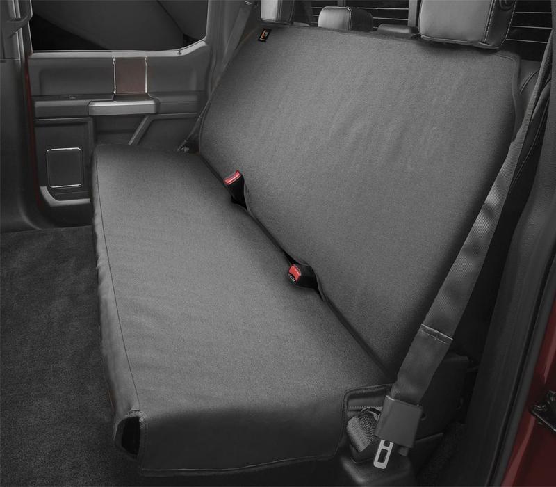 Weathertech Black Seat Protector Uni versal